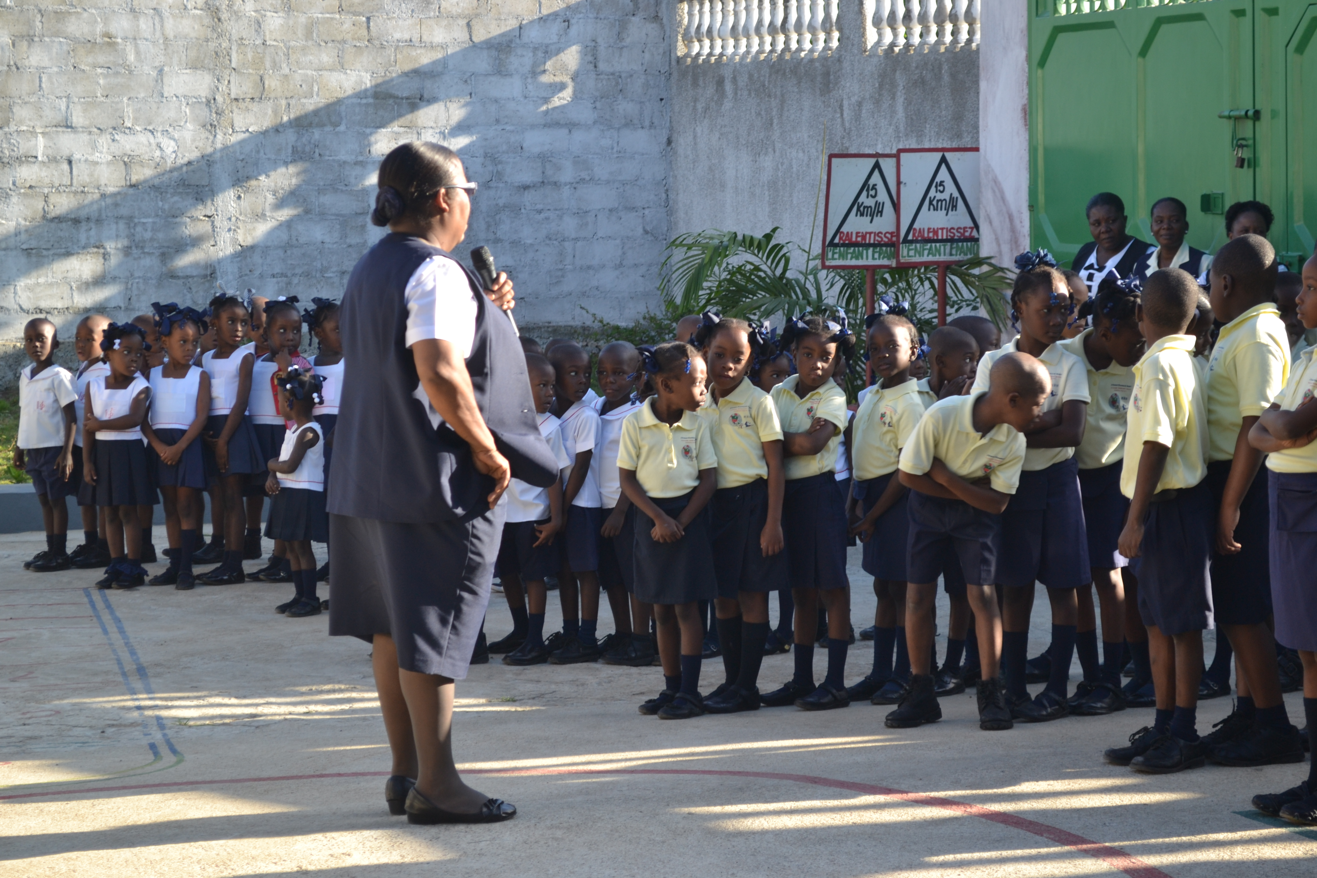 Haiti School 9