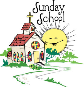 Sunday School - Pre-K thru Grade 12 @ First Baptist Church